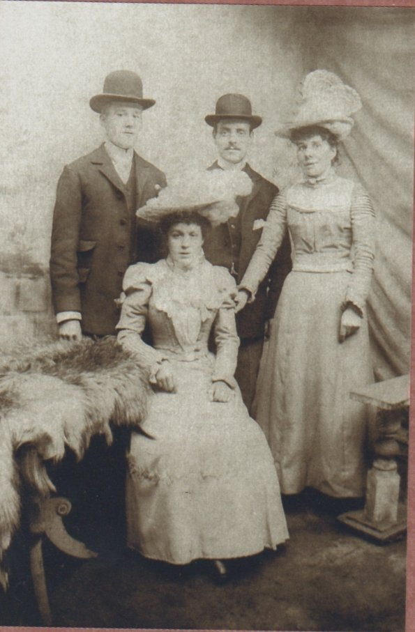 Walter-and-Emma-Wedding-4-Nov-1900