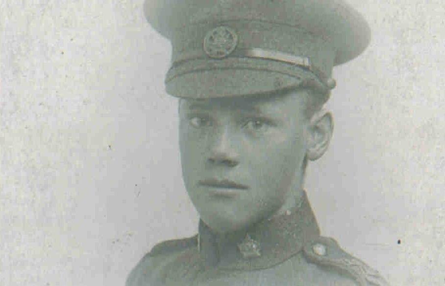 Boy Soldier of WW1