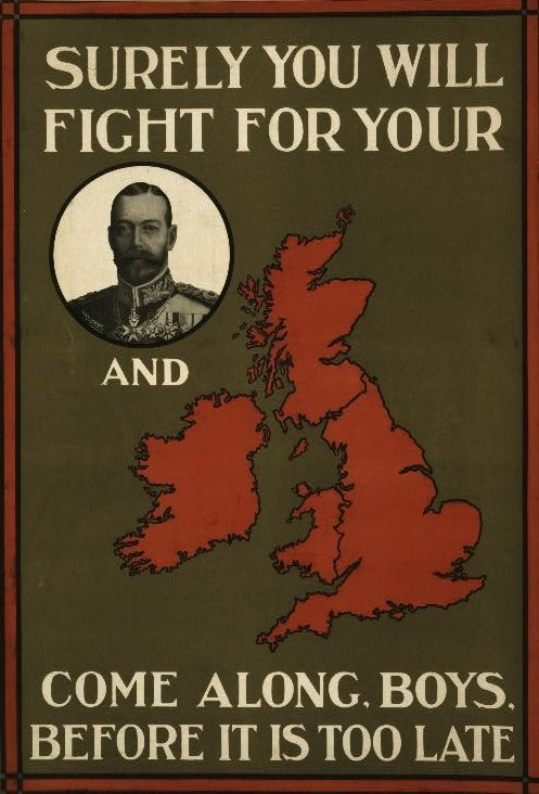 WWI_recruitment_poster_with_rebus