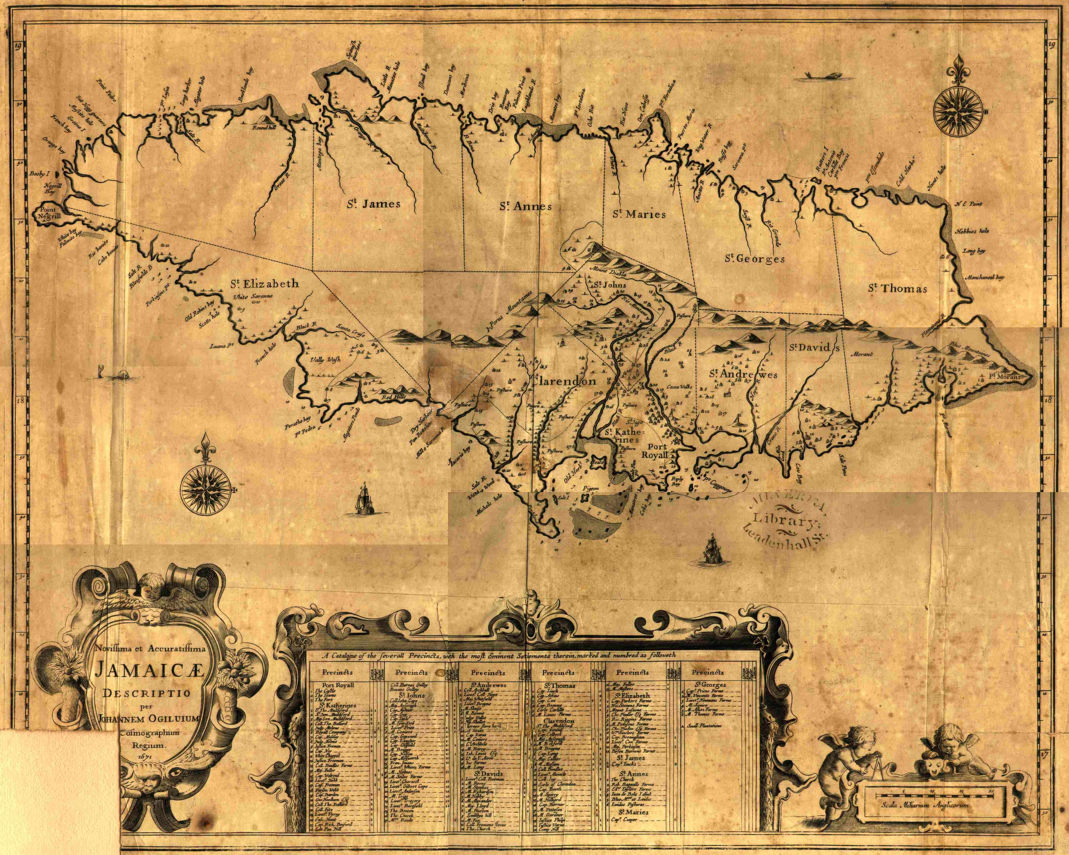 Jamaica1671ogilby