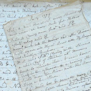 Thomas Thistlewood Diaries