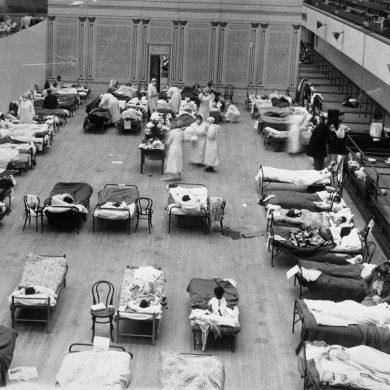 1918 Influenza Epidemic