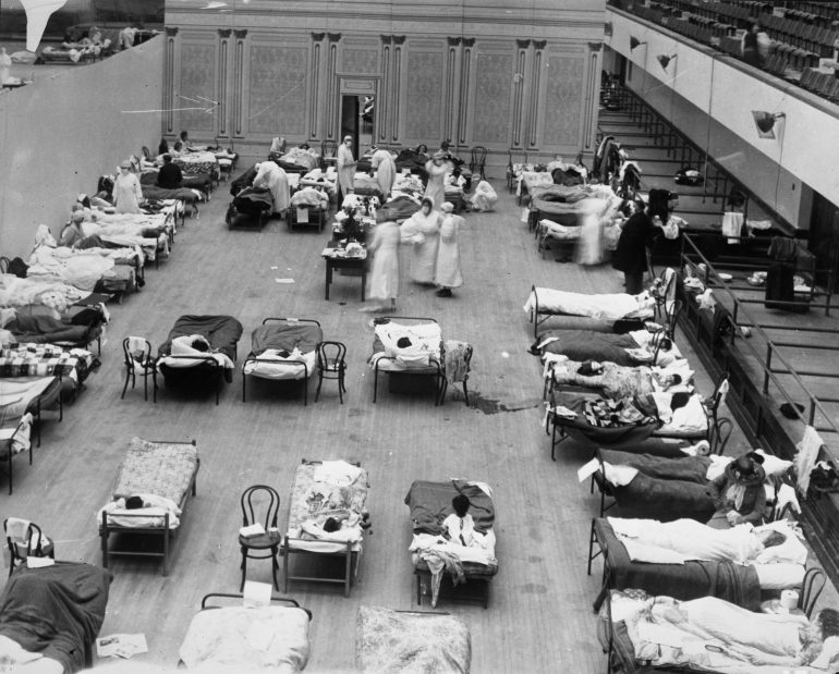 1918 Influenza Epidemic