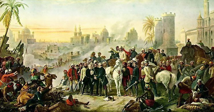 Indian Mutiny of 1857