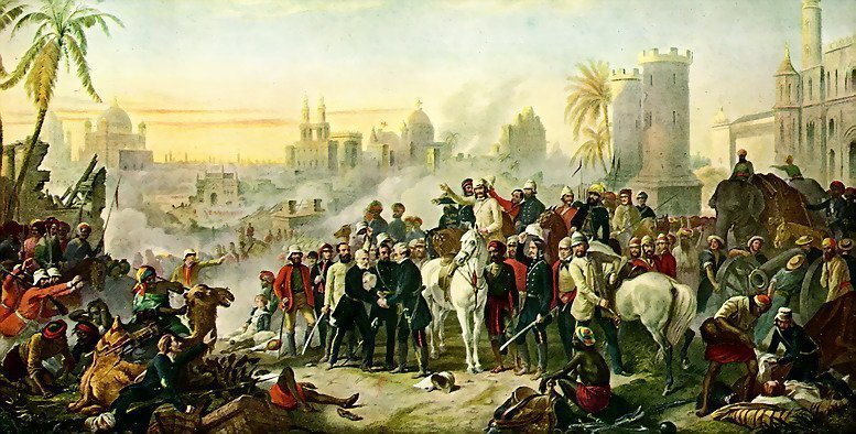 Image result for siege of lucknow