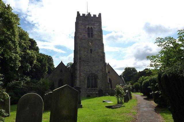 Bolton-on-Swale-Church