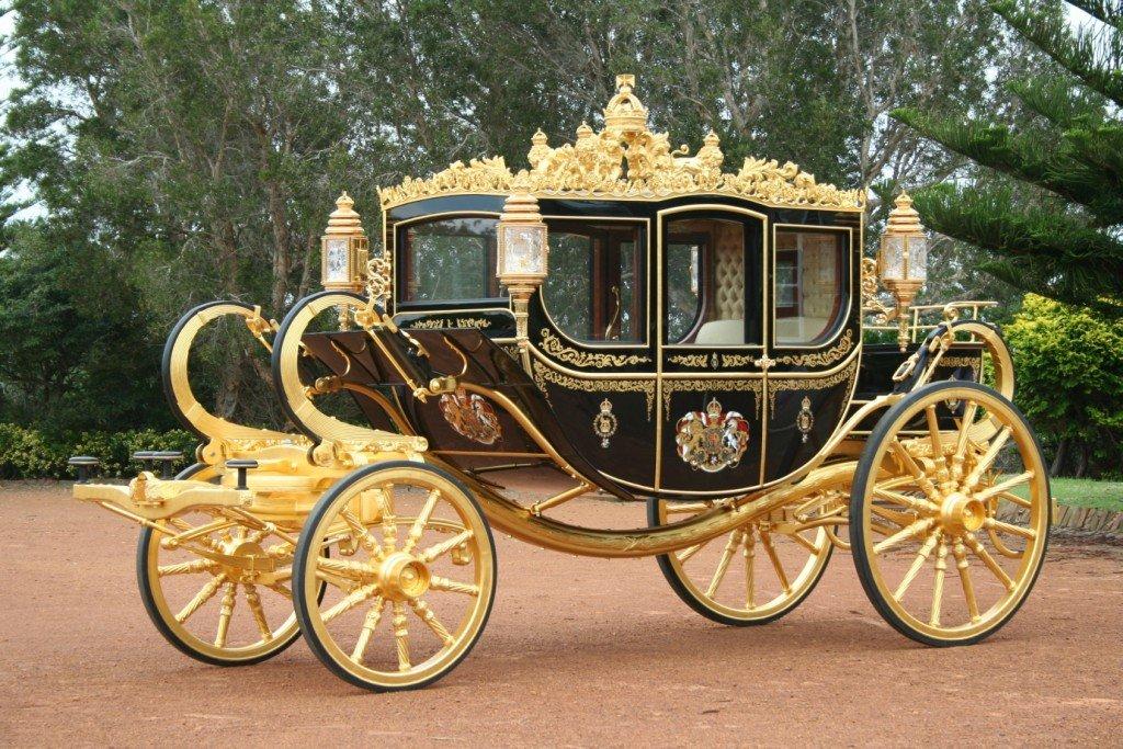 The Diamond Jubilee State Coach
