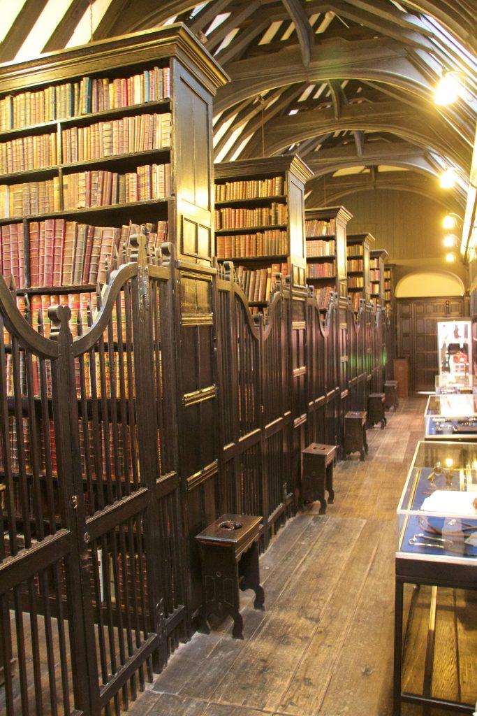 Chelton's Library