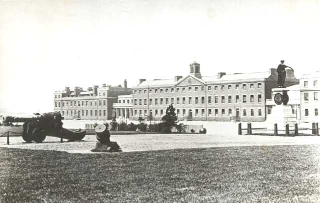 Royal_Artillery_Barracks_Woolwich_in_around_1900