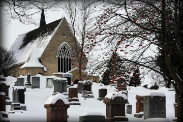 Murder or Accident - David Scollie rests in Little Lake Cemetery