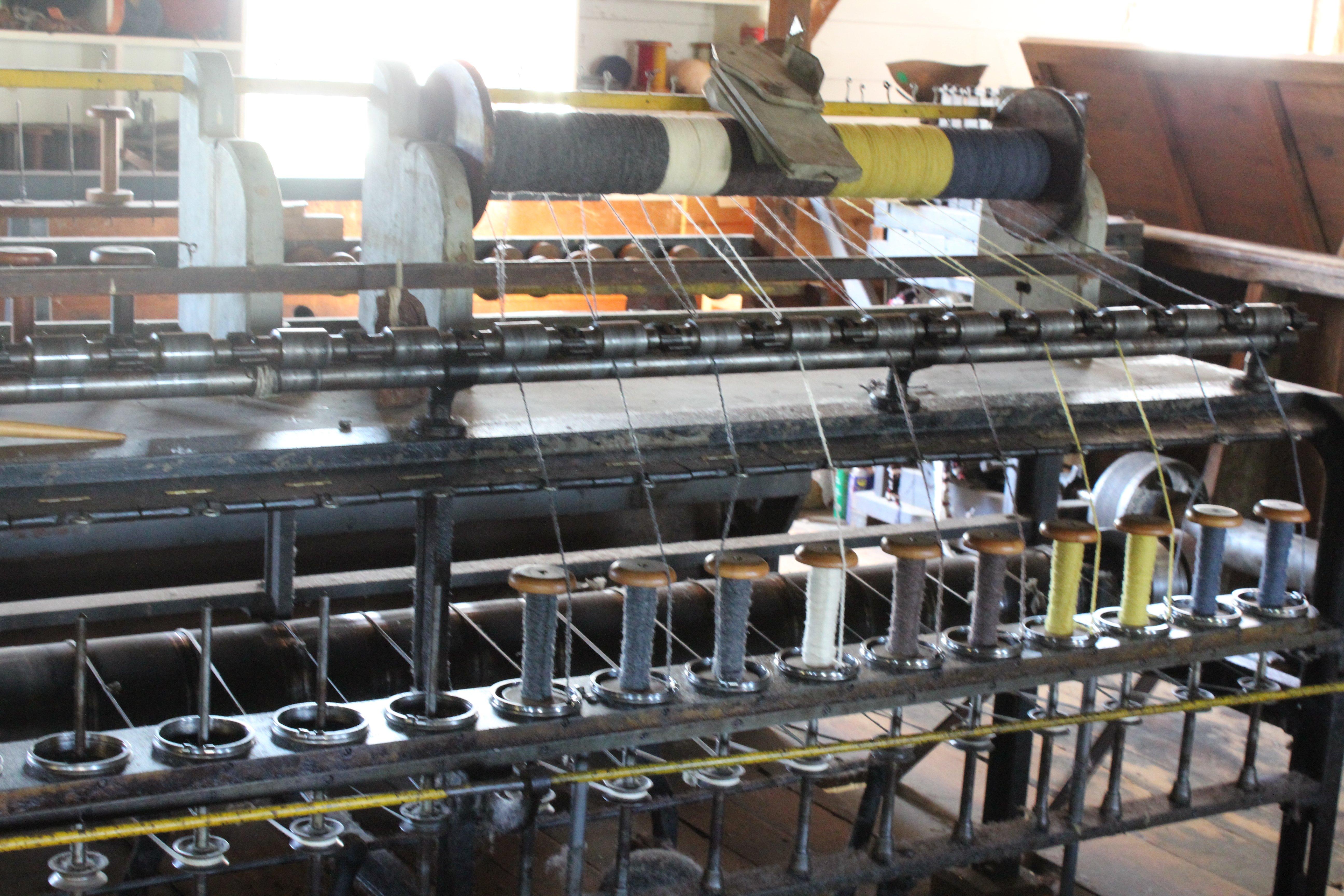 Weavers-shop
