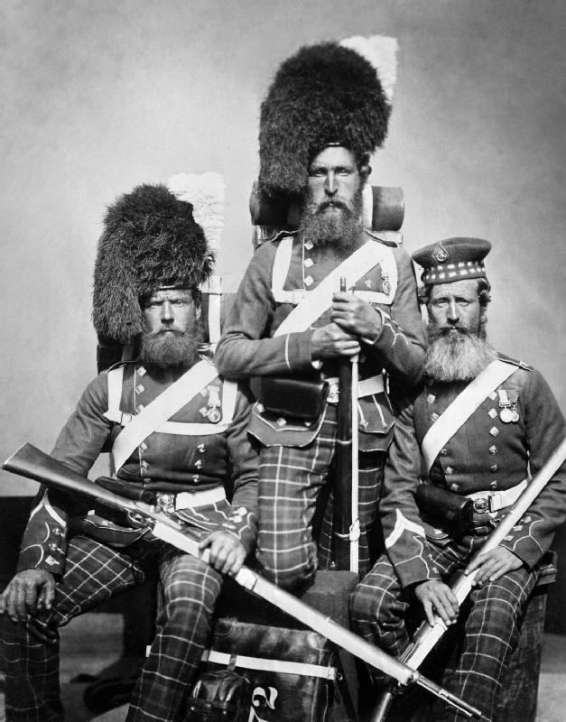 72nd-Highlanders-c-1854