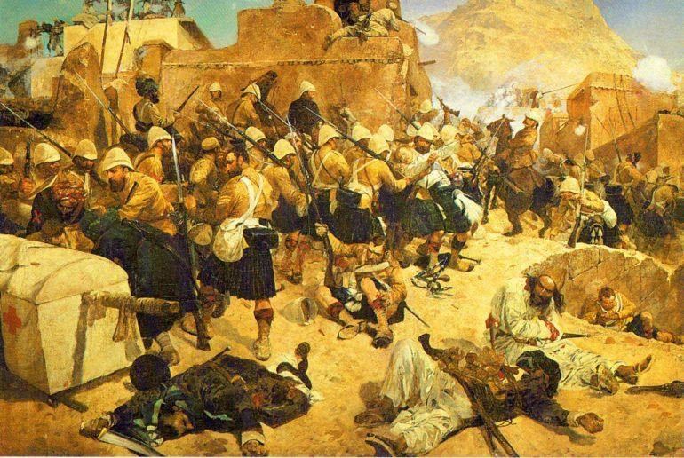 Second Anglo-Afghan War