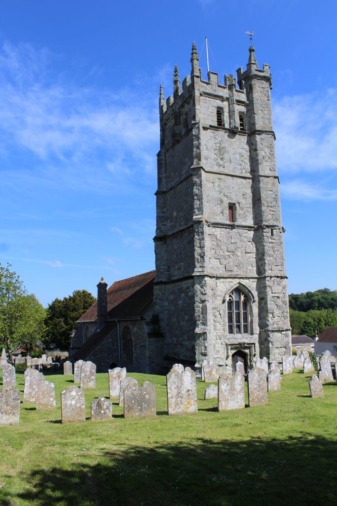 Carisbrooke Church