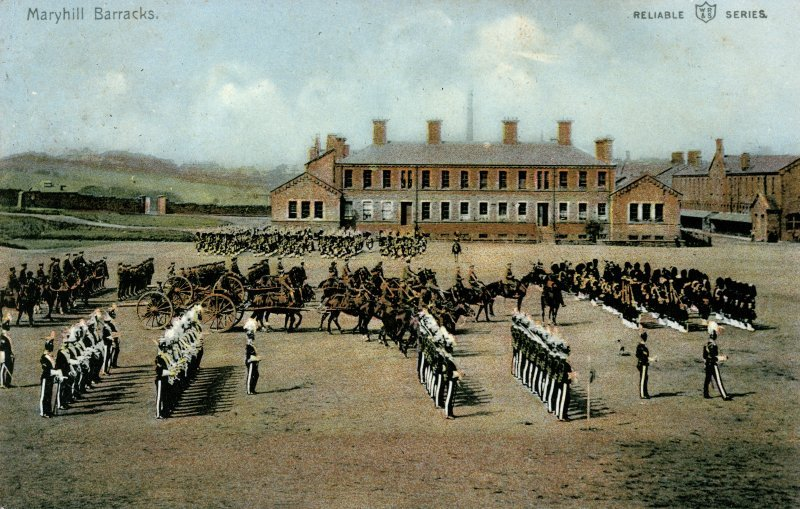 Maryhill Barracks