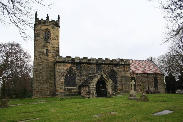 St. Peter's Church, Tankersley