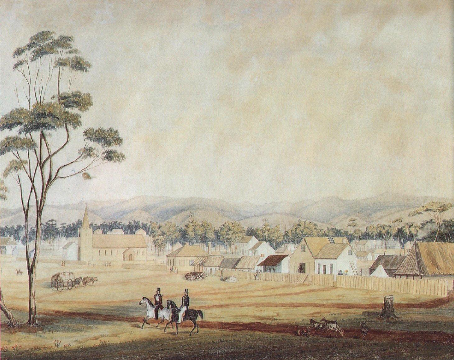 Female Emigration to Australia 1833-1837