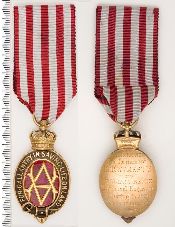 Albert-Medal