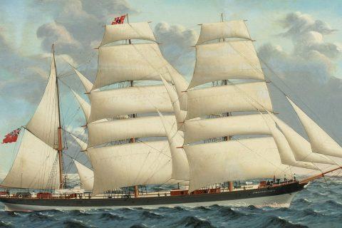 Charles Symons Lost at Sea