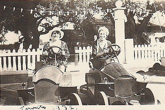 Elsie Brown and Jessie - Sunnyside