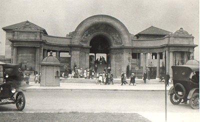 Sunnyside Bathing Pavilion 1922