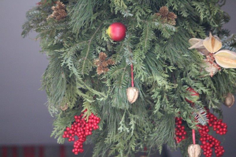 Christmas Tree Fruit Ornaments.Victorian Christmas Tree Decorations The Social Historian