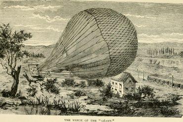 Balloon Race to the Sky